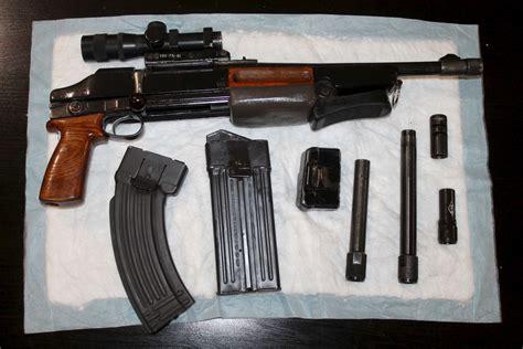Odd Assault Rifles