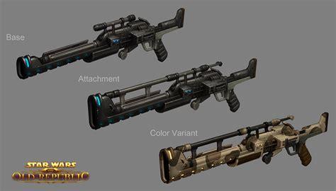 Odessen Sniper Rifle