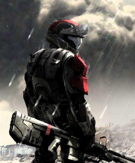 Odst Sniper Rifle