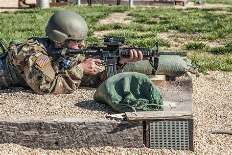 Off Range Rifle Exercises