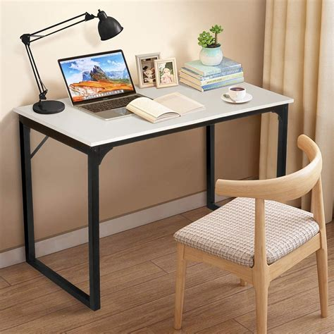 Office desk in bedroom Image