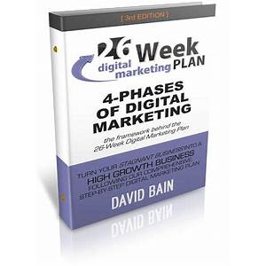 Coupon for official site: 26 week digital marketing plan