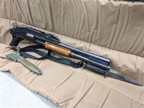 Ohio National Guard Remington 870