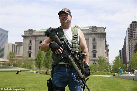 Ohio Open Carry Handgun