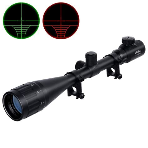 Ohuhu Hunting Rifle Scope 6 24x50