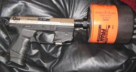 Oil Filter Suppressor 9mm