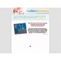 Oily skin solution huge untapped market in the skin & beauty niche free tutorials