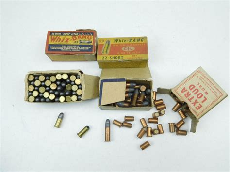 Old 22 Ammo For Sale