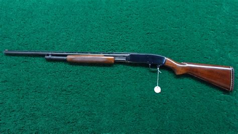 Old 410 Pump Shotgun
