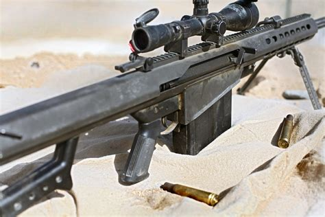Old Army Sniper Rifles