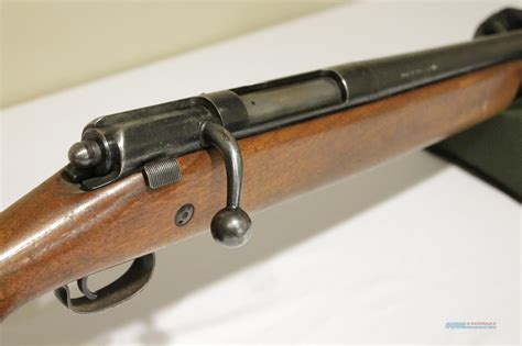 Old Bolt Action 12 Gauge Shotgun