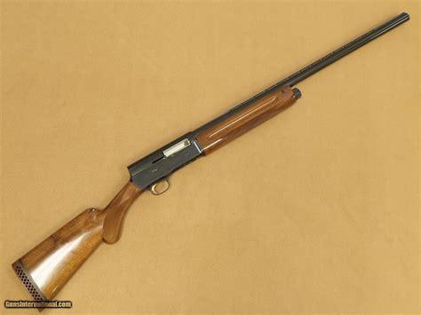 Old Browning 12 Gauge Shotgun