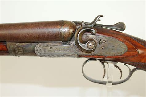 Old Double Barrel Shotgun Worth