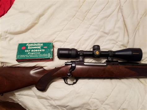 Old Fashioned Hunting Rifle