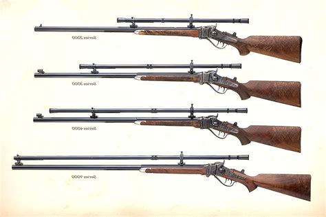 Old Fashioned Rifle Scope