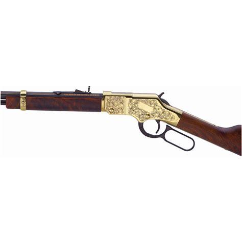 Old Henry Golden Boy 22 Magnum Rifle