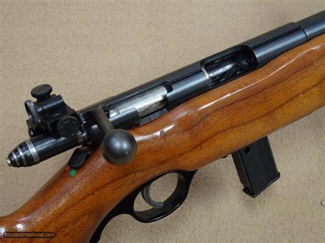 Old Mossberg 22 Rifle Models