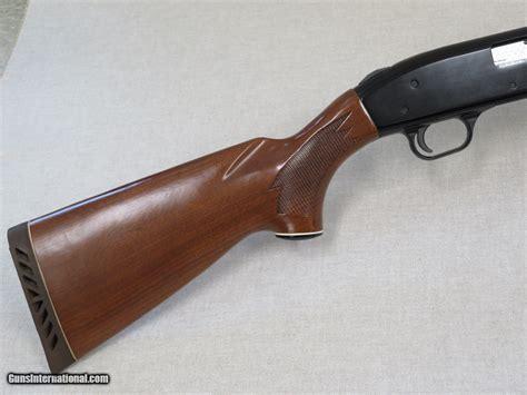 Old Mossberg Shotguns