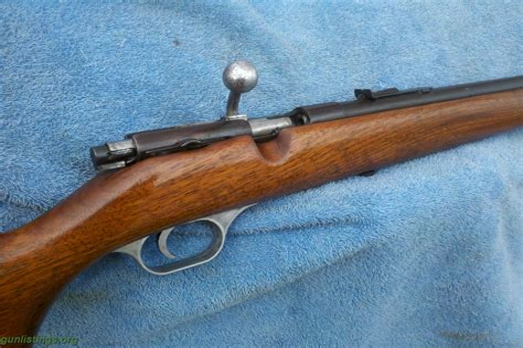 Old Savage 22 Single Shot Rifle