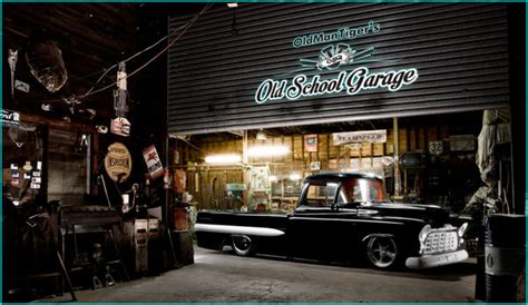 Old School Garage Make Your Own Beautiful  HD Wallpapers, Images Over 1000+ [ralydesign.ml]