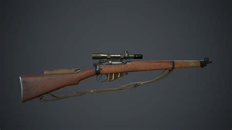 Old Sniper Rifle Names