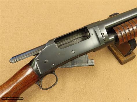 Old Winchester 12 Gauge Shotgun