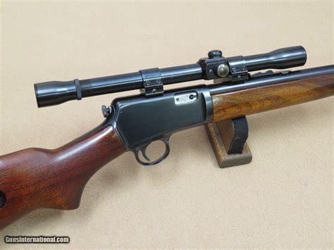 Old Winchester 22 Semi Auto Rifles