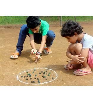 Old Children Games