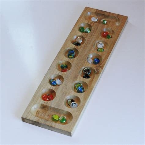 Old marble board games Image