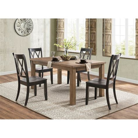 Olde Berry Solid Wood Dining Chair (Set of 2)