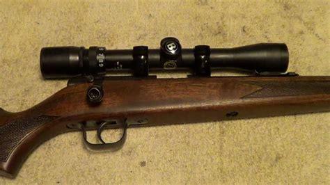 Older Winchester Model 310 22 Rifle