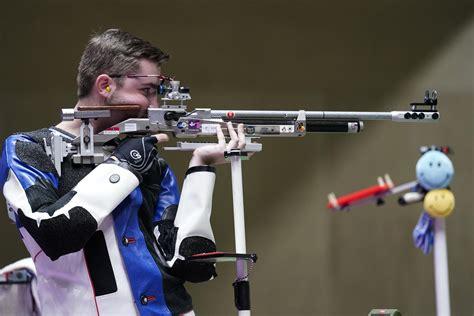 Olympic Air Rifle Shooting Equipment