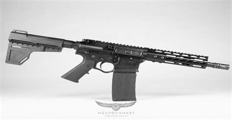 Omnihybrid Ar15 Pistol 300 Blackout