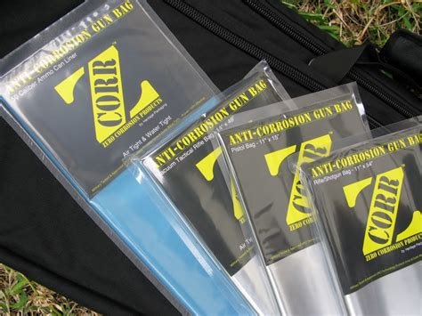 On Target Review ZCORR Anti-Corrosion Storage Bags