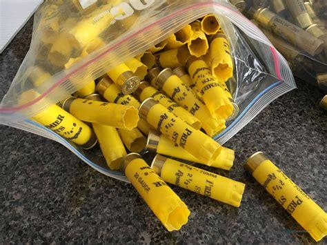 Once Fired 20 Gauge Shotgun Hulls
