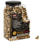 Oncefired Processed Pistol Brass Brass Guys