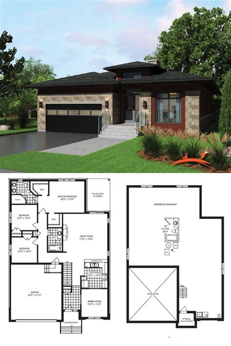 One Bedroom House Plans With Garage Make Your Own Beautiful  HD Wallpapers, Images Over 1000+ [ralydesign.ml]