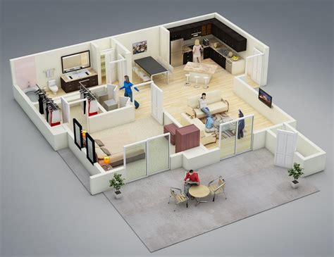 One Bedroom Plan Iphone Wallpapers Free Beautiful  HD Wallpapers, Images Over 1000+ [getprihce.gq]