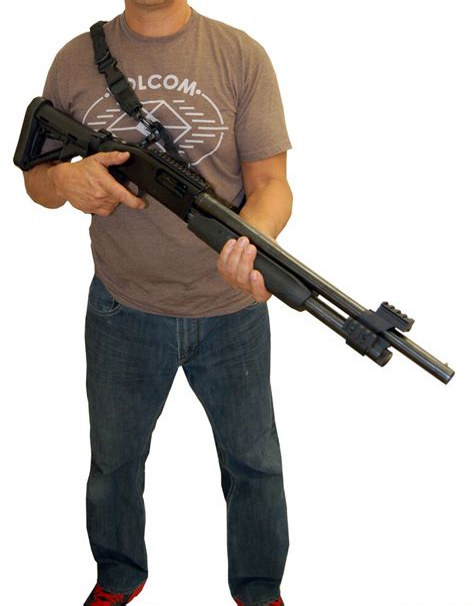 One Point Tactical Shotgun Sling
