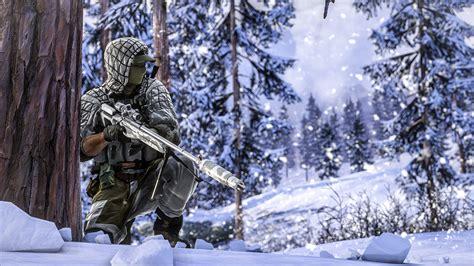 One Shot One Kill Sniper Rifle Battlefield 4