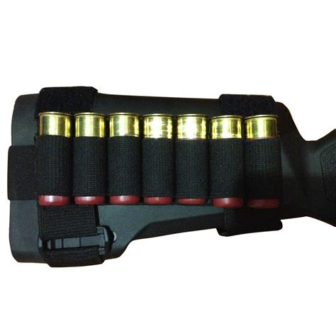 Onetigris Tactical Buttstock Shotgun Rifle Shell Holder