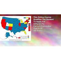Online concealed carry permit class 28 states that works