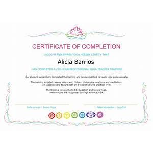 Online yoga instructor certification program coupons