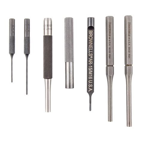 Onsale Gunsmith Professional Punch Set Brownells