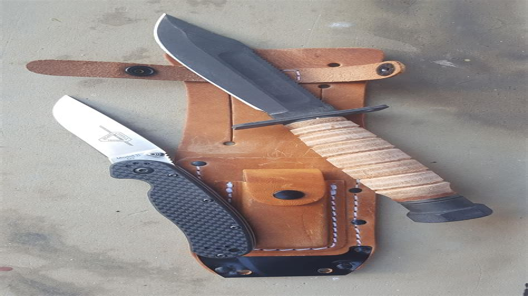 Ontario Knives Rat Randall S Adventure