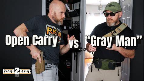 Open Carry Self Defense