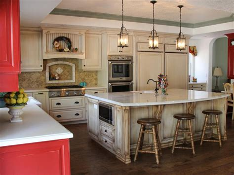 Open Country Kitchen Designs