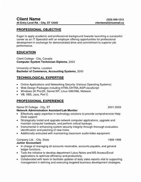 Open Office Resume Template | Sample Executive Director ...