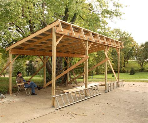Open shed plans asp tutorial Image