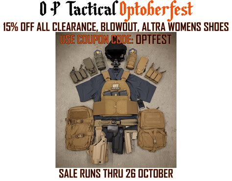 Operationally Proven Tactical Gear High Quality Operator